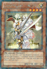 Constellar Pollux - DT07-EN021 - Rare Parallel Rare - Duel Terminal on Channel Fireball