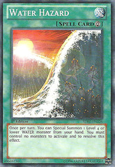 Water Hazard - SDRE-EN026 - Common - 1st Edition on Channel Fireball