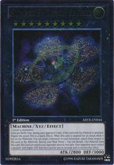 Number 9: Dyson Sphere - ABYR-EN044 - Ultimate Rare - 1st Edition on Channel Fireball