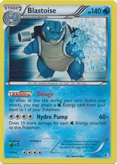 Blastoise - 31/149 - Holo Rare on Channel Fireball