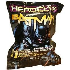 Batman Single Figure Booster Pack