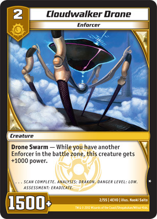 Cloudwalker Drone