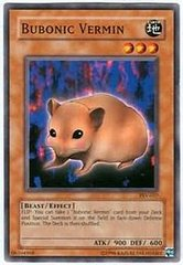 Bubonic Vermin - PSV-057 - Common - 1st Edition on Channel Fireball