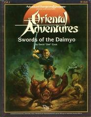 Swords of the Daimyo