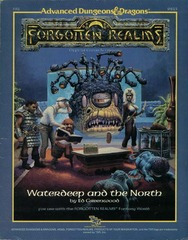 AD&D FR1 - Waterdeep and the North 9213