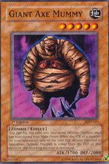 Giant Axe Mummy - PGD-023 - Common - 1st Edition