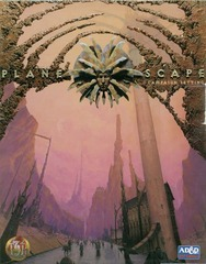 Planescape - Campaign Setting - AD&D 2E