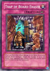 Trap of Board Eraser - PGD-099 - Super Rare - 1st Edition