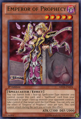 Emperor of Prophecy - ABYR-EN024 - Rare - Unlimited Edition