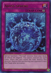 Abyss-sphere - ABYR-EN072 - Ultra Rare - Unlimited Edition