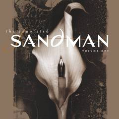 Annotated Sandman - Volume 1 (Hard Cover)