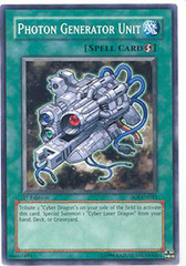 Photon Generator Unit - SOI-EN045 - Common - 1st Edition