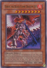 Horus the Black Flame Dragon LV8 - SOD-EN008 on Ideal808
