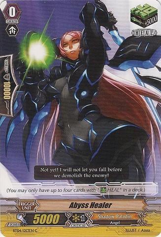 Abyss Healer - BT04/053EN - C