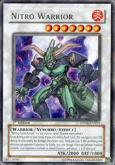 Nitro Warrior - DP08-EN013 - Rare - Unlimited Edition