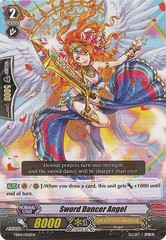 Sword Dancer Angel - TD04/006EN - TD