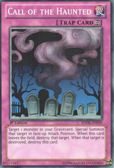 Call of the Haunted - SDOK-EN039 - Common - 1st Edition