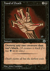 Hand of Death (2)