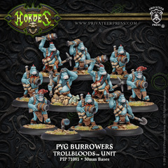 Pyg Burrowers Unit