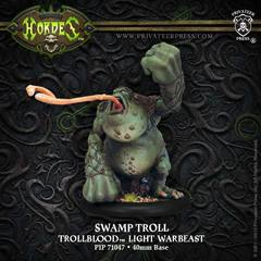 Swamp Troll (plastic)