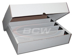 5000 Ct Full Lid Storage Box (BCW)