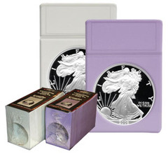 Eagle Coin Display Slab Foam Inserts - Colored