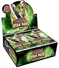 Star Pack 2013 Unlimited Edition Booster Box