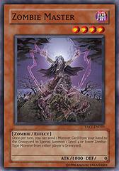 Zombie Master - TAEV-EN039 - Super Rare - 1st Edition