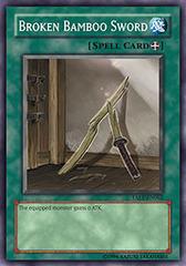 Broken Bamboo Sword - TAEV-EN062 - Common - 1st Edition on Channel Fireball