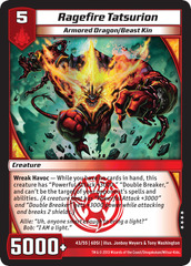 Ragefire Tatsurion