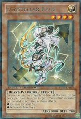 Constellar Kaus - DT07-EN069 - Rare Parallel Rare - Duel Terminal on Channel Fireball