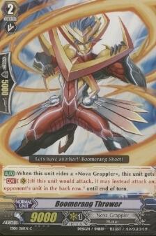 Boomerang Thrower - EB01/016EN - C