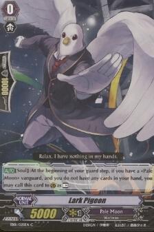 Lark Pigeon - EB01/025EN - C