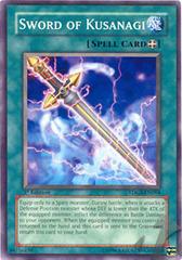 Sword of Kusanagi - TDGS-EN054 - Common - 1st Edition
