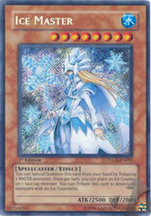 Ice Master - TDGS-EN097 - Secret Rare - 1st Edition