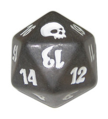 Magic Spindown Die - Graveborn