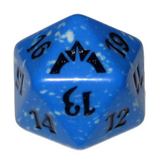 Magic Spindown Die - Gatecrash Dimir