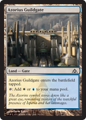 Azorius Guildgate - Foil on Channel Fireball