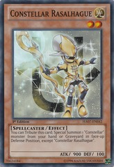 Constellar Rasalhague - HA07-EN042 - Super Rare - 1st on Channel Fireball