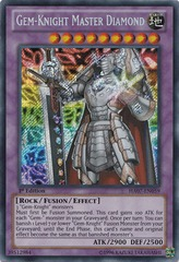 Gem-Knight Master Diamond - HA07-EN059 - Secret Rare - 1st