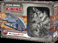 Millennium Falcon (Star Wars X-Wing) - In Store Sales Only