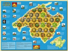 Catan Geographies: Mallorca
