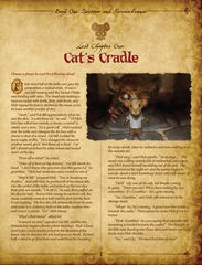 Mice and Mystics Lost Chapter: Cat's Cradle