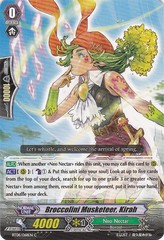 Broccolini Musketeer, Kirah - BT08/068EN - C