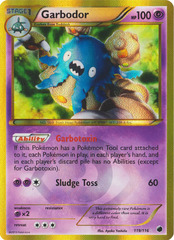 Garbodor - 119/116 - Secret Rare