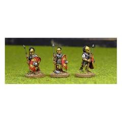 Legionary 2. Advancing with pilum (150902-0111)