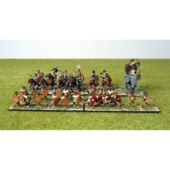Numidians. Complete Army for DBA, boxed set (150499-9904)