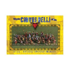 Iberians. Complete army for DBA, boxed set. (150599-9906)