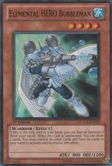 Elemental HERO Bubbleman - LCGX-EN012 - Common - Unlimited Edition