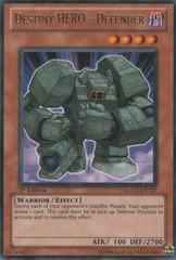 Destiny HERO - Defender - LCGX-EN127 - Rare - Unlimited Edition